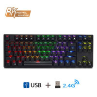 Беспроводные механические клавиатуры с Алиэкспресс - место 2 - фото 1