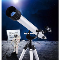 XC USHIO Профессиональный астрономический монокулярный телескоп со штативом 900/60 м 675x