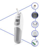 Электронные термометры для измерения температуры тела с Алиэкспресс - место 2 - фото 5