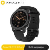 Умные смарт-часы Amazfit GTR 42 мм