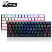 Беспроводные механические клавиатуры с Алиэкспресс - место 6 - фото 1