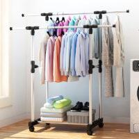 Напольные вешалки для одежды с Алиэкспресс - место 5 - фото 6
