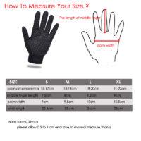 Зимние теплые спортивные перчатки унисекс с пальцами для сенсорных телефонов и молнией