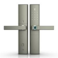 Биометрические замки с отпечатком пальца с Алиэкспресс - место 4 - фото 4