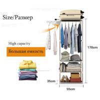Напольные вешалки для одежды с Алиэкспресс - место 4 - фото 3
