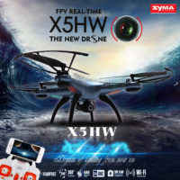 SYMA X5HW FPV Квадрокоптер с камерой 2,4G