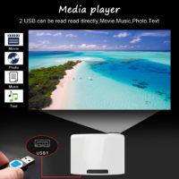 Проекторы с поддержкой 4К-разрешения с Алиэкспресс - место 1 - фото 3