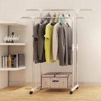 Напольные вешалки для одежды с Алиэкспресс - место 5 - фото 5
