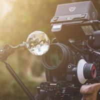 Хрустальные стеклянные магические шары стекла для фотосъемки для создания эффектов