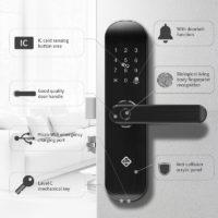 Биометрические замки с отпечатком пальца с Алиэкспресс - место 3 - фото 6