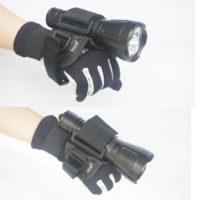 Крепление на перчатку для фонаря для дайверов и любителей подводной охоты