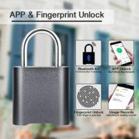 Биометрические замки с отпечатком пальца с Алиэкспресс - место 1 - фото 1