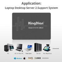 Лучшие SSD накопители для ноутбука или ПК с Алиэкспресс - место 6 - фото 3