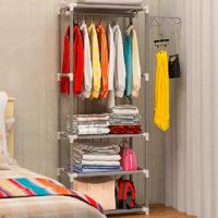 Напольные вешалки для одежды с Алиэкспресс - место 4 - фото 4