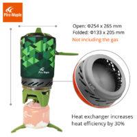 Fire Maple FMS-X2 газовая туристическая горелка