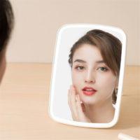 Косметические зеркала с подсветкой от Xiaomi с Алиэкспресс - место 4 - фото 6