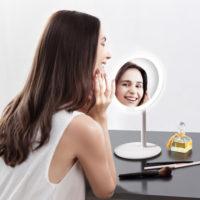 Косметические зеркала с подсветкой от Xiaomi с Алиэкспресс - место 2 - фото 2