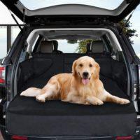 Водонепроницаемый защитный чехол в багажник авто для перевозки собак