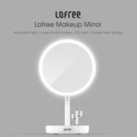 Косметические зеркала с подсветкой от Xiaomi с Алиэкспресс - место 1 - фото 6