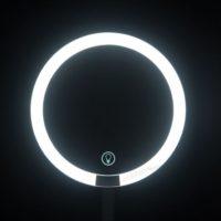 Косметические зеркала с подсветкой от Xiaomi с Алиэкспресс - место 3 - фото 5