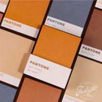 Pantone стикеры для заметок 7,5 x 9,5 см 250 листов