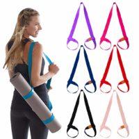 Плечевой ремень для переноски спортивного коврика для йоги