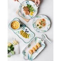 Красивая керамическая посуда с Алиэкспресс - место 5 - фото 5
