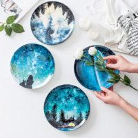 Красивая керамическая посуда с Алиэкспресс - место 7 - фото 1