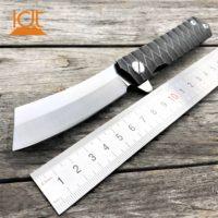 LDT Twosun Tanto Складной нож D2