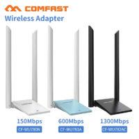 Comfast CF-WU782AC беспроводной двухдиапазонный Wifi роутер с поддержкой AC 1300/600/150 Мбит/с