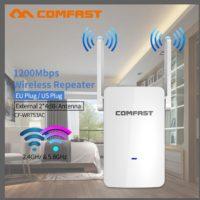 Comfast CF-WR753AC беспроводной двухдиапазонный Wifi роутер с поддержкой AC 2,4 + 5 ГГц, 1200 Мбит/с