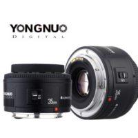 Подборка объективов Yongnuo для Canon с Алиэкспресс - место 6 - фото 1