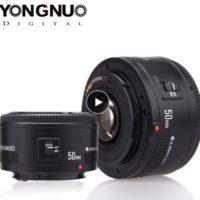 Подборка объективов Yongnuo для Canon с Алиэкспресс - место 7 - фото 1