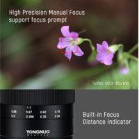 Подборка объективов Yongnuo для Canon с Алиэкспресс - место 2 - фото 1