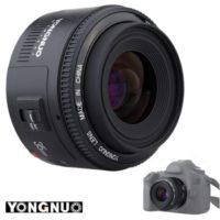 Подборка объективов Yongnuo для Canon с Алиэкспресс - место 6 - фото 5