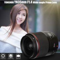 Подборка объективов Yongnuo для Canon с Алиэкспресс - место 4 - фото 2