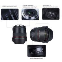 Подборка объективов Yongnuo для Canon с Алиэкспресс - место 3 - фото 6