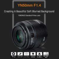 Подборка объективов Yongnuo для Canon с Алиэкспресс - место 5 - фото 5