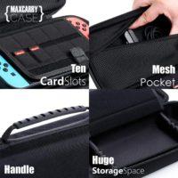 Чехлы и сумки для Нинтендо Свитч (Nintendo Switch) с Алиэкспресс - место 1 - фото 2