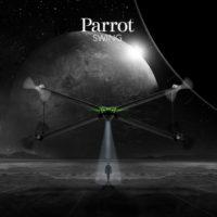 Parrot Swing X-wing квадрокоптер мини дрон
