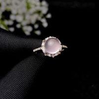 Украшения из розового кварца с Алиэкспресс - место 5 - фото 3