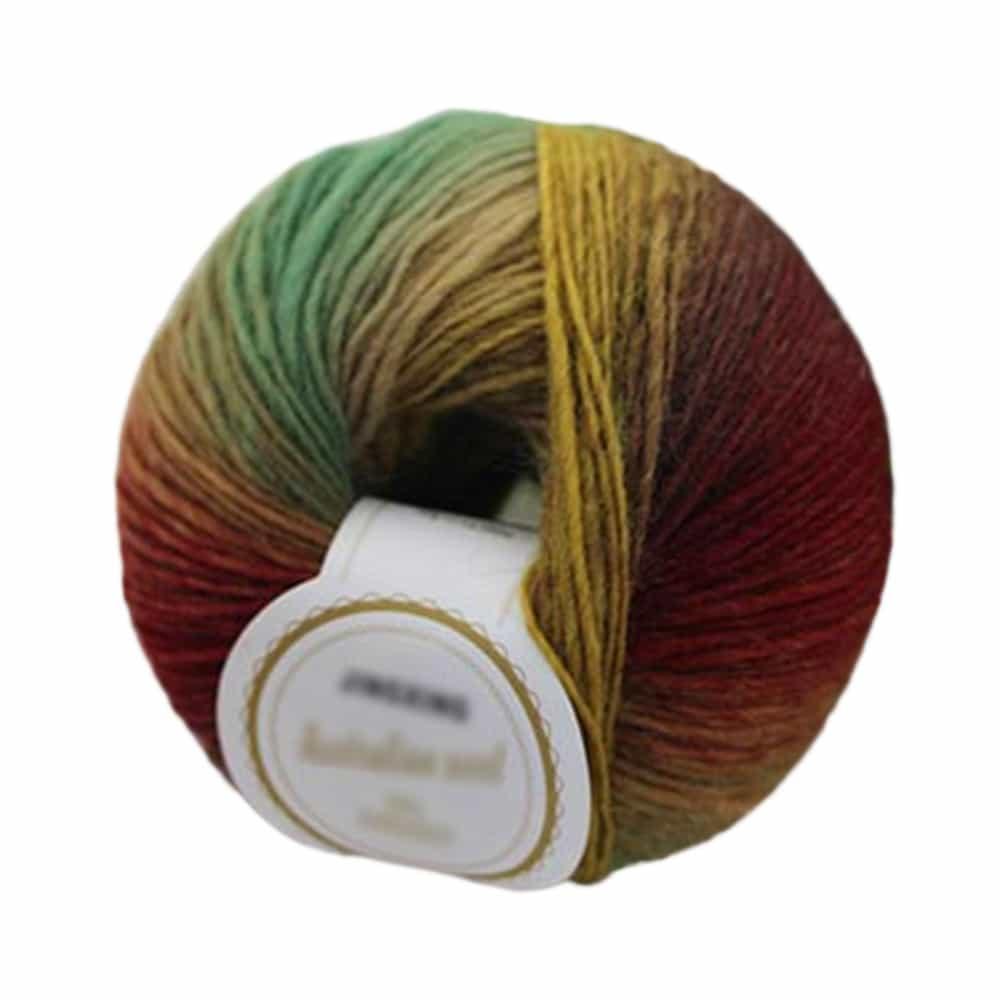Алиэкспресс пряжа для ручного вязания 18