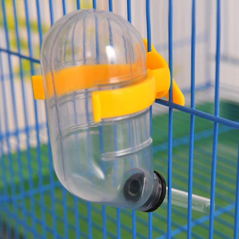 Hamster water bottle for humans