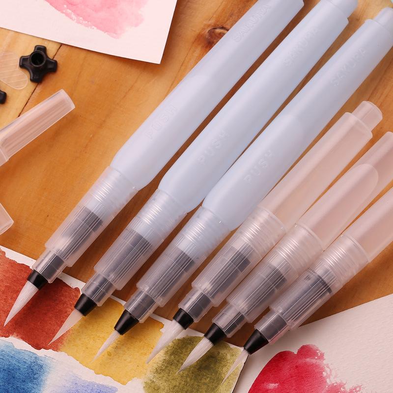 Ручка кисть своими руками